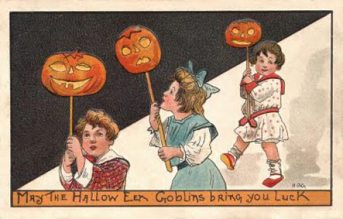 Vintage Halloween Image A Recipe 4U And Mrs B Giveaways