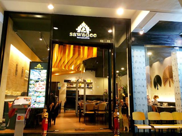 Weekend Eat What A Singapore Food Blog Sawadee Thai Cuisine