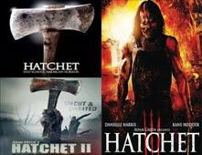 ثلاثية افلام الرعب Hatchet