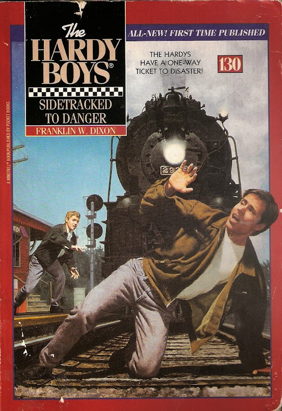 Sidetracked to Danger cover