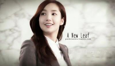 """Park Min Young hóa """"nữ thần công lý"""" tươi như hoa"""