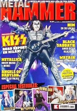 {Metal Hammer | Nuevo Estilo 2013 } eBook en PDF