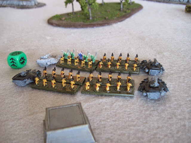 More Eldar on the move.