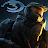 Halo gaming avatar image