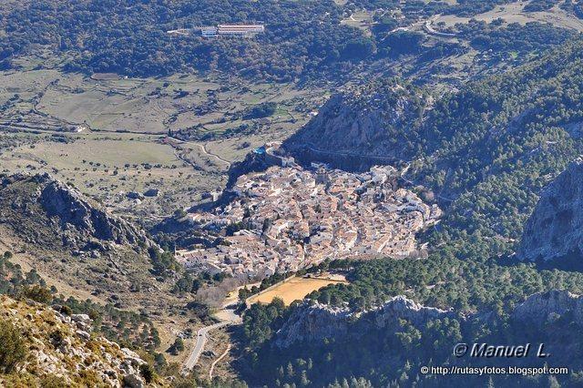 Crestería Sierra del Pinar