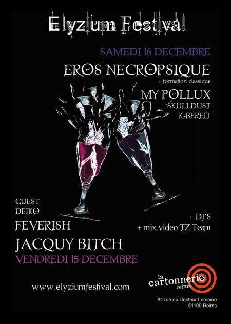 Eros Necropsique @ La Cartonnerie, Reims 16/12/2006