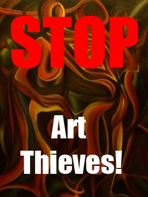 Stop Art Thieves