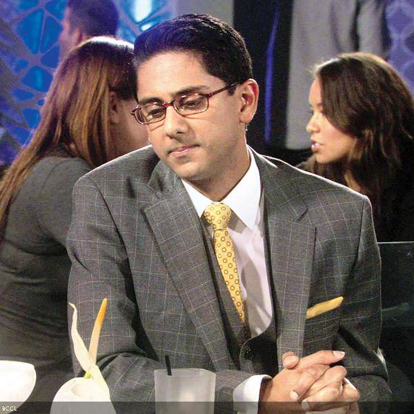 Adhir Kalyan played the role of Timmy in the show Rules of Engagement.