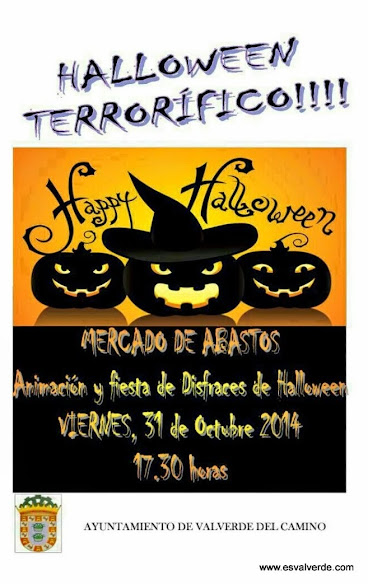 Fiesta Halloween en el Mercado