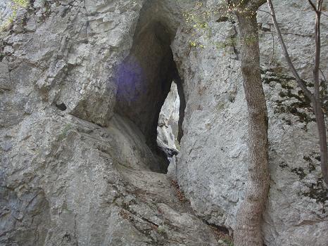 скальные образования в Сербии