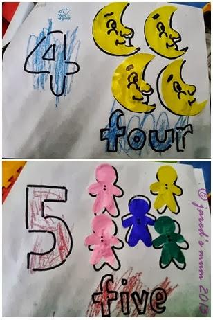 kids in doodles, pre-schooler, playschool, early learning, learning