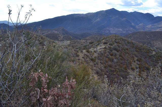 Sulphur Peak