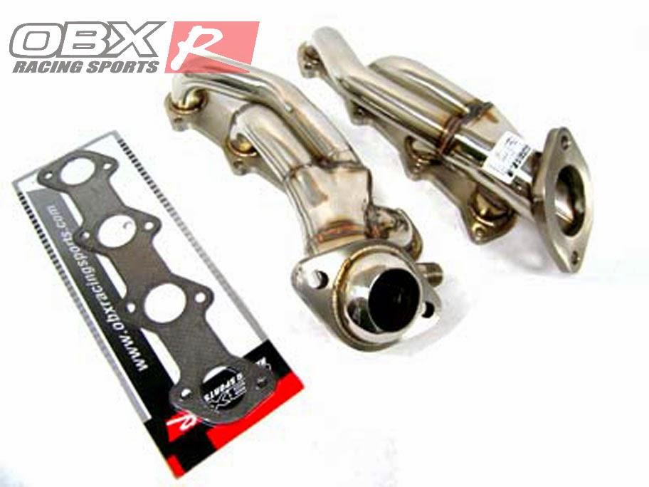 OBX Exhaust Header 99 00 01 02 03 04 Mustang Modular 4 6L SOHC