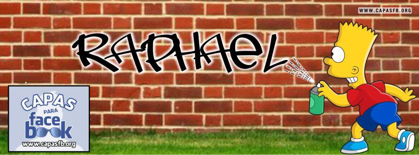 Capas para Facebook Raphael