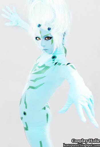 yu-gi-oh! zexal cosplay - astral
