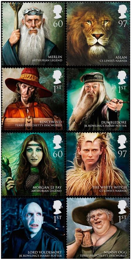Los magos más famosos del mundo