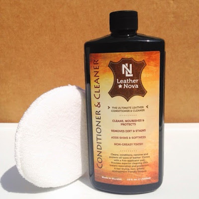 Leather Nova Leather 2-in-1 Cleaner and Conditioner - photo credit: intrice.blogspot.com