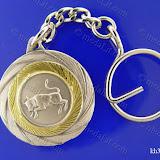 علامات الابراج: الثور Zodiac Signs: Taurus Size: 35 mm