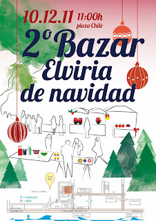 2º Bazar Elviria de Navidad 2011
