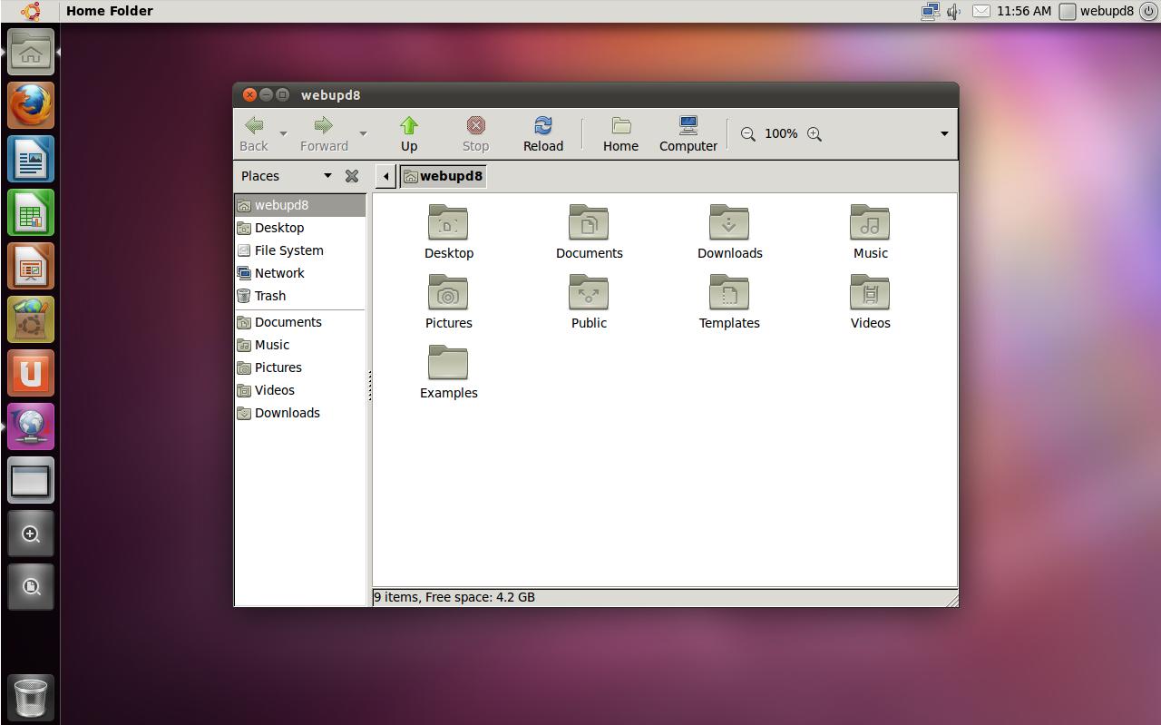 Google theme ubuntu - Broken Ubuntu Theme Screenshot