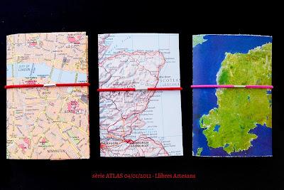 llibretes a mà atlas