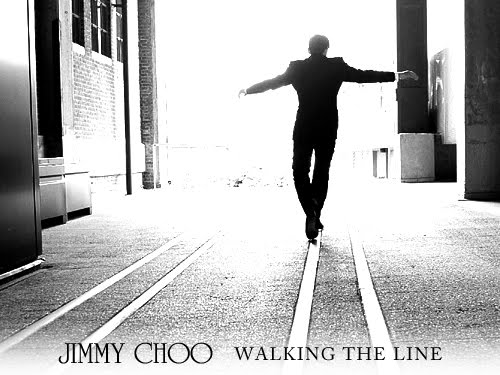 """Walking the Line"" with Jimmy Choo & Mr. Porter"
