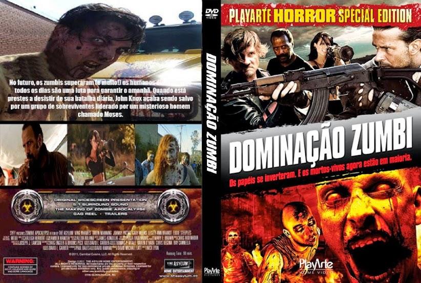 Baixar Filme dominaco zumbi lancamento terror MLB F 4339327058 052013 Dominação Zumbi (Zombie Apocalypse Redemption) (2013) DVDRip AVi Dublado