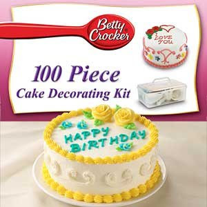 100 piece cake decorating kit become end 4 1 2018 12 00 am for 100 piece cake decoration kit