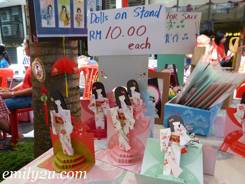 Kinta Craft Trail - CNY & Valentine's Craft & Flea Market