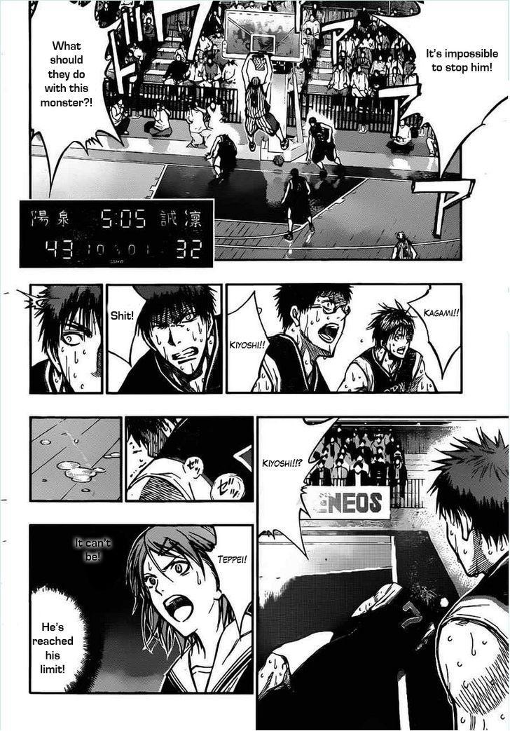 Kuroko no Basket Manga Chapter 157 - Image 14