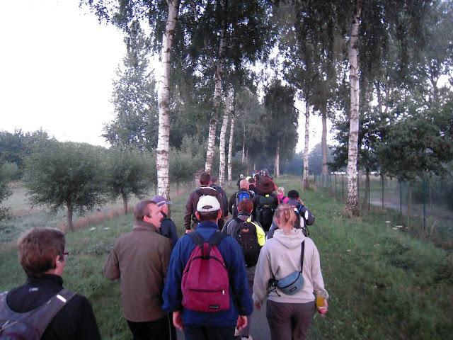 """12 août 2011: 42ème édition des 100km de la """"Dodentocht"""" DSCN5700"""