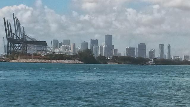 Skyline, South Pointe Park, Miami Beach, SoBe, Elisa N, Blog de Viajes, Lifestyle, Travel