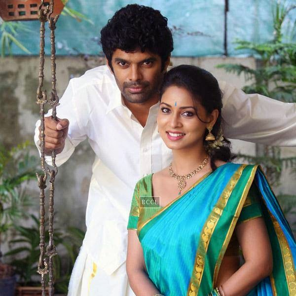 A still from the Tamil movie Kadavul Paathi Mirugam Paathi.
