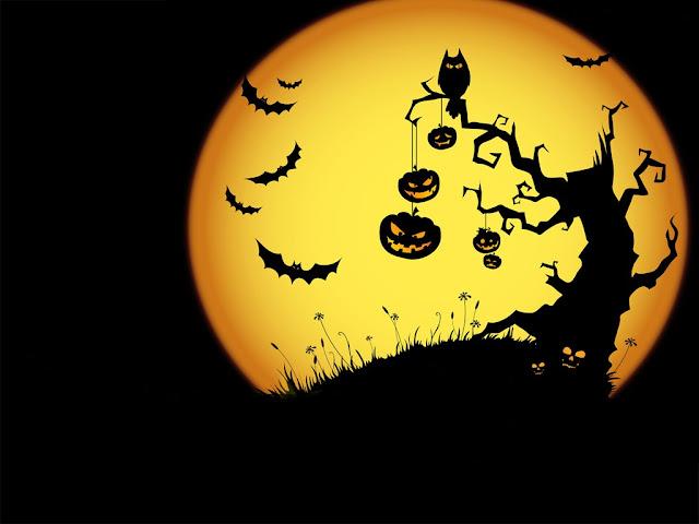 Fantastici sfondi di Halloween gratis