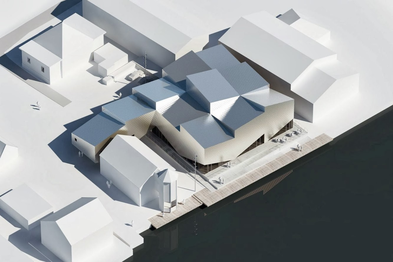 Maritime Museum and Science Centre by Cobe