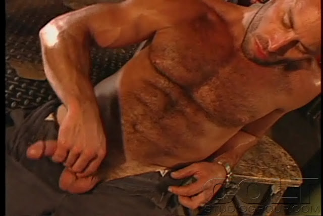Hairy gay group porn-8345