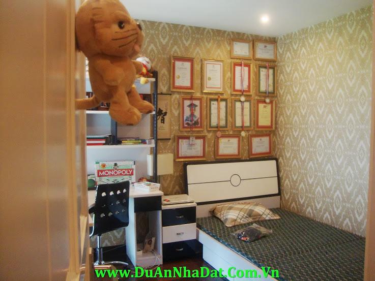 Phòng ngủ nhỏ căn hộ 145m2 P1 Ciputra