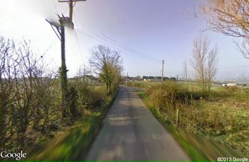 Approaching Keynsham
