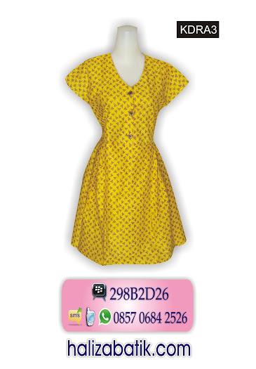 grosir batik pekalongan, Baju Dress Batik, Busana Batik, Baju Grosir