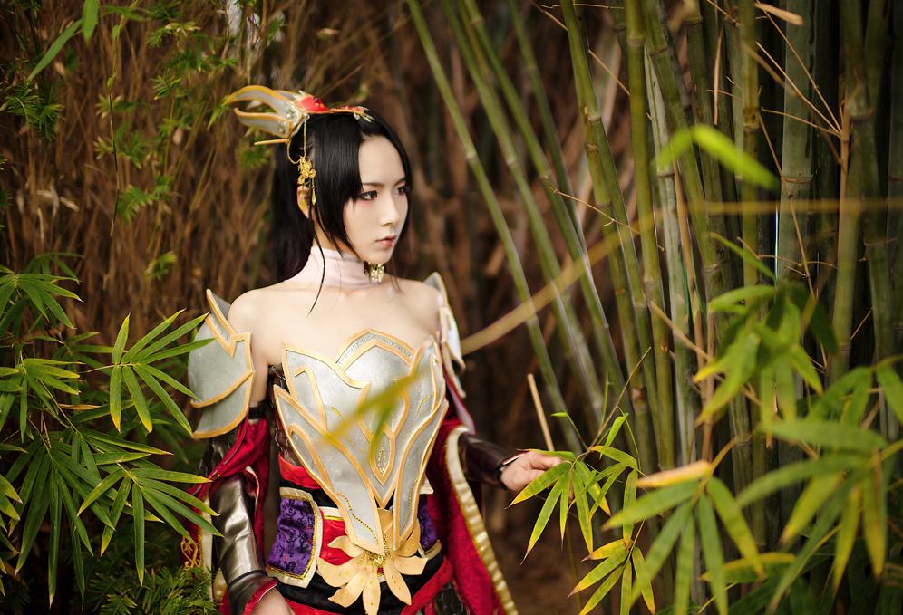 Vẻ đẹp của nữ hiệp Thiên Sách Phủ trong VLTK 3