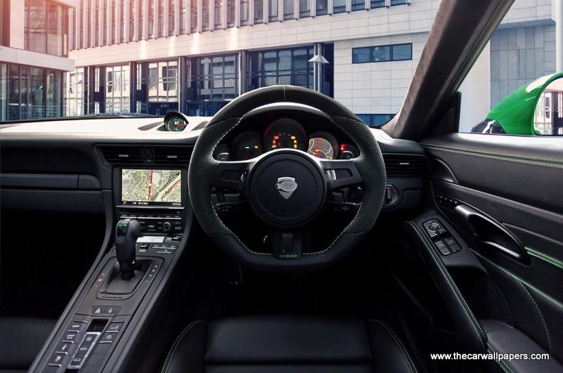 TechArt Reveals Porsche 911 Carrera 4S