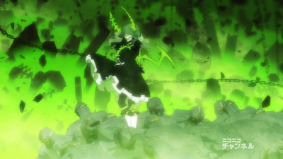 Black Rock Shooter TV Episode 8 Screenshot 7