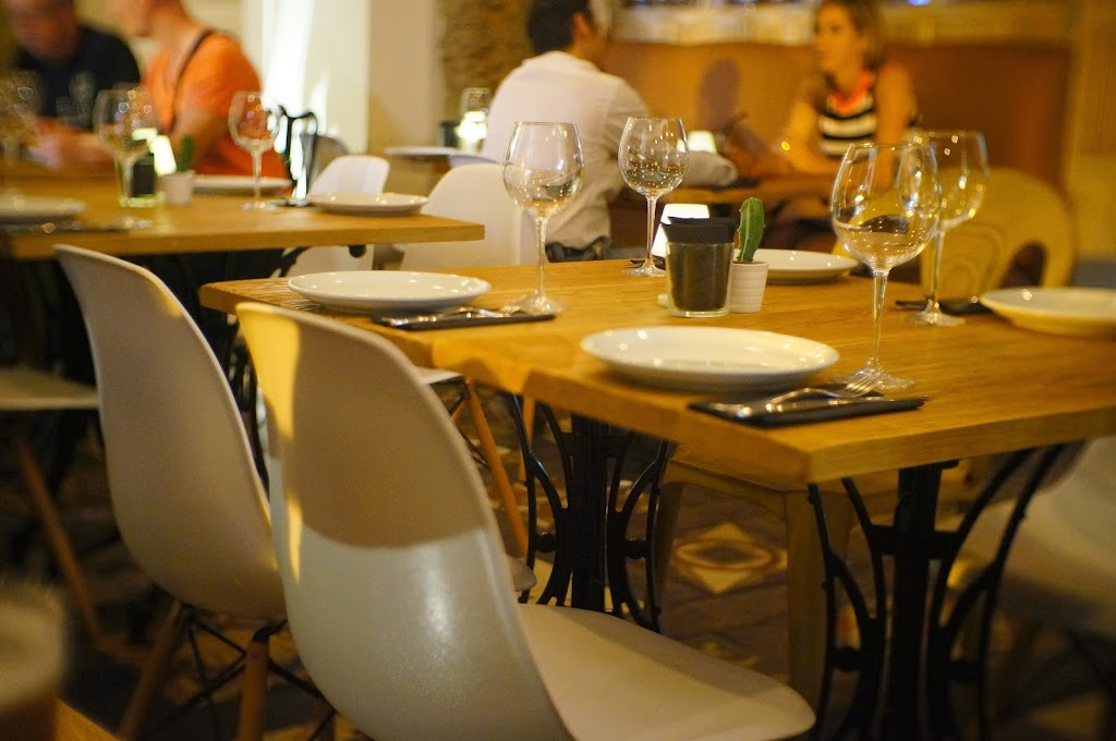 dining experience in Tarifa, the wind city of Spain