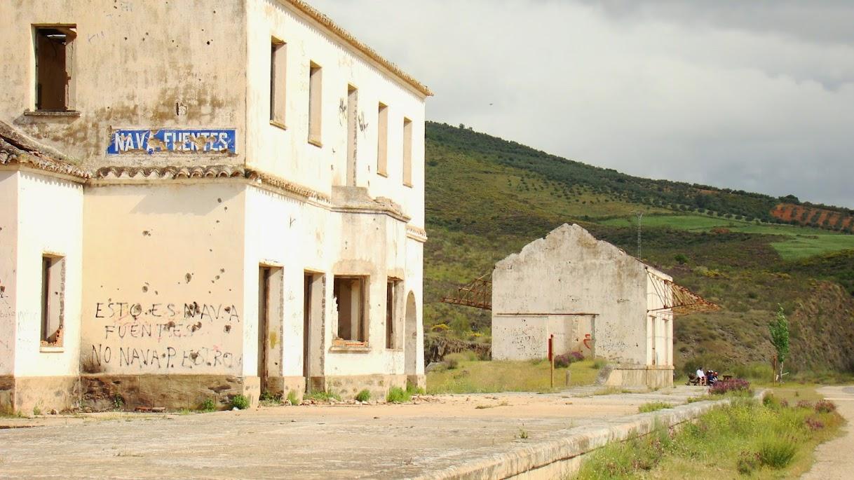 Vía Verde de la Jara: Actualización 2014