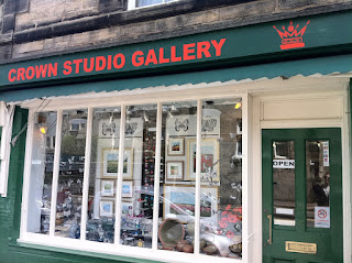 Crown Studio Gallery, Rothbury, Rothbury Guide