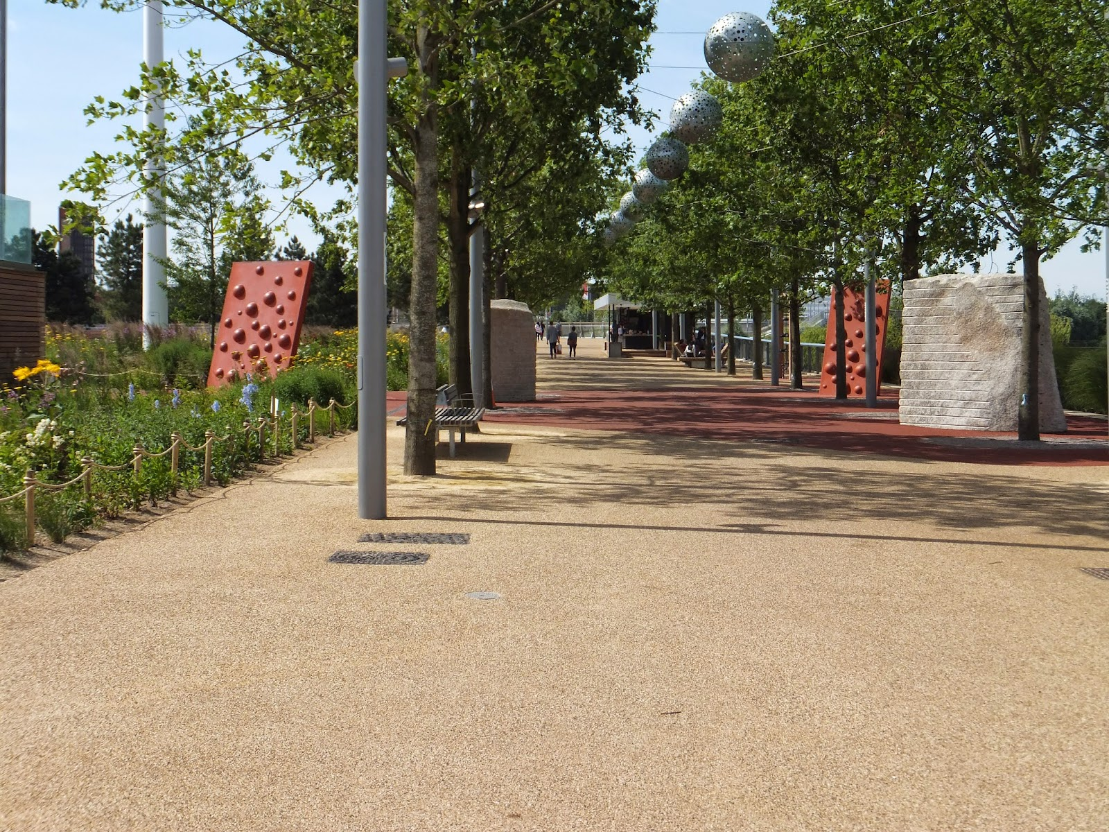 Queen Elizabeth Olympic Park, London