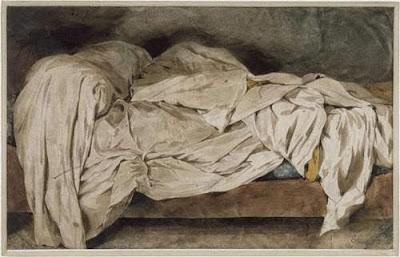 Delacroix's Unmade Bed