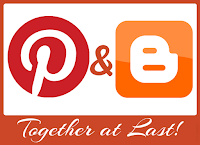 Pinterest feed on Blogger
