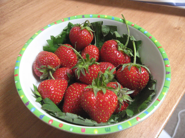 The Fragole (Strawberries) of Italy