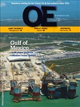 Offshore Engineer Magazine 10/2013 cover